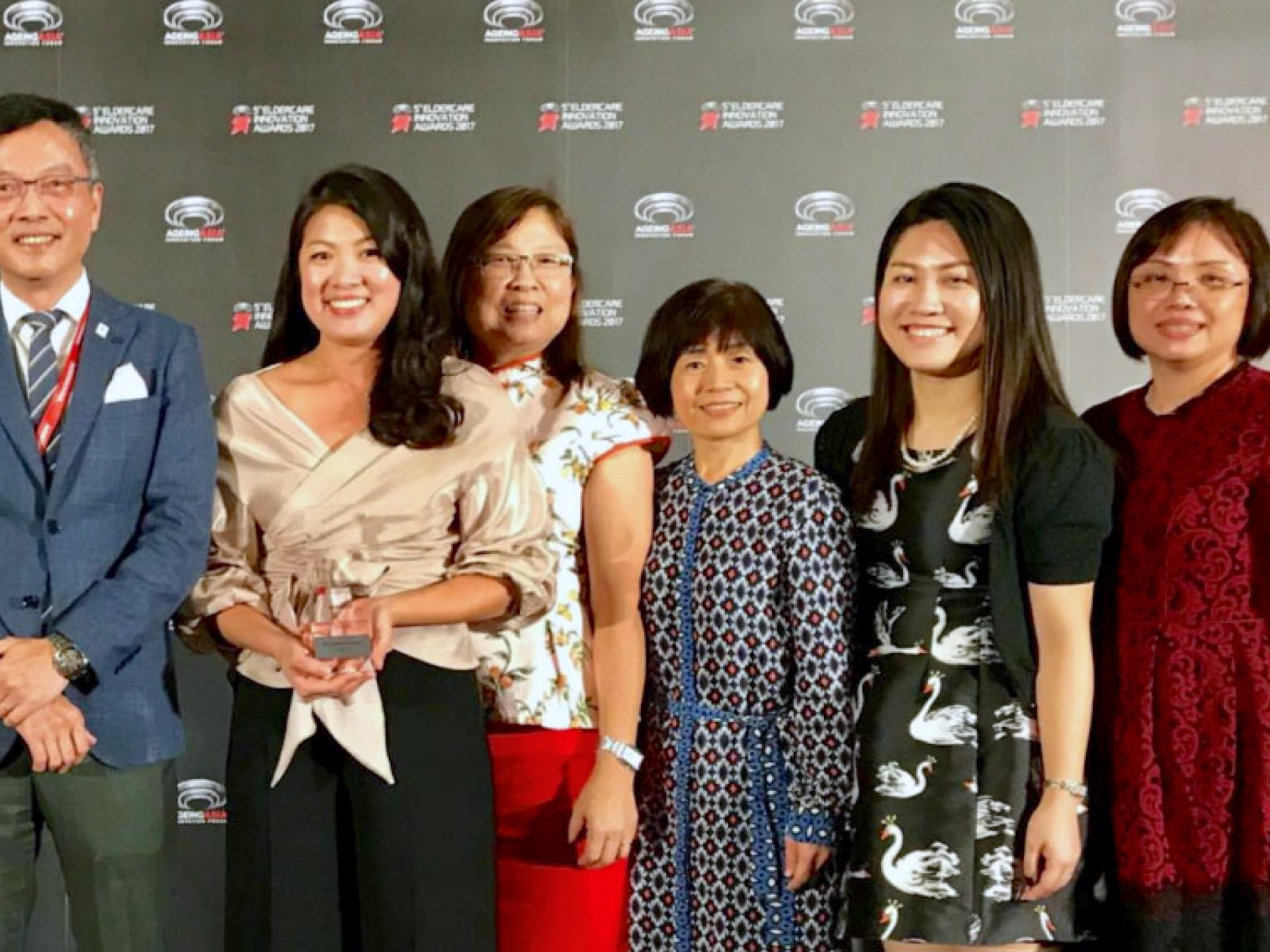Double Win at the 5th APAC Eldercare Innovation Awards